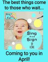 Sing and Sign @Home Stage 2 ( 14months-3years)