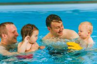 Kickers 15months - 30months swimming lessons