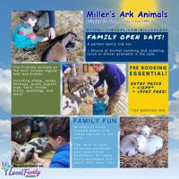 Miller's Ark Petting Farm Open day