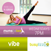 Pregnancy Vibe Classes with Busylizzy Online