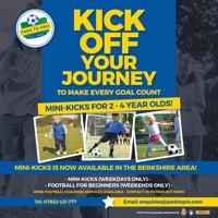 Park to Pro - Mini Kicks Sandhurst