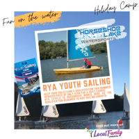 RYA Youth Stages 1 and 2, 2day SAILING Course 8-16yrs