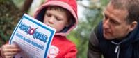 Halloween Xplorer - Free family orienteering around Woking Park