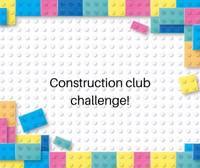 Free Construction Lego Club - Hampshire Library