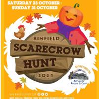 Scarecrow Hunt - Binfield £3