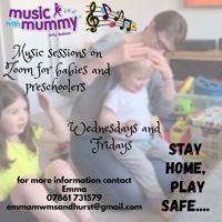 Music with Mummy online