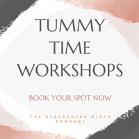 Tummy time workshop - FULLY BOOKED