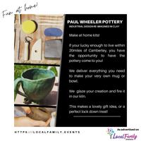 Make Pottery at home!