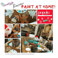Pottery Painting at Home!