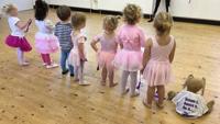Baby Ballet Dance class - Boogie pumps Farnham