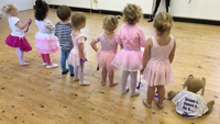 Baby Street Dance class - Boogie pumps Farnham