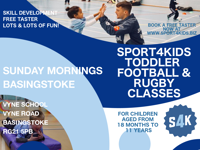 Basingstoke - Strikers Over 5's Football