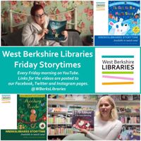 Story Time Online - West Berkshire Libraries