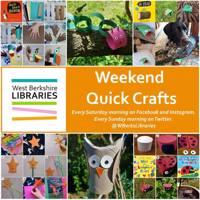 Quick crafts - West Berkshire Libraries