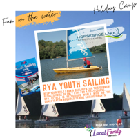 RYA Youth Stage 3, 2day SAILING Course 8-16yrs