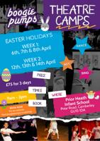 Boogie pumps Camberley Theatre Camp - Week 2