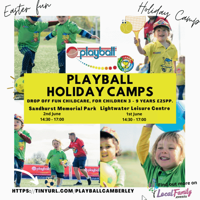 Playball Holiday Camps Camberley