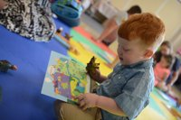 Reading Fairy - Toddler Tales - Bordon