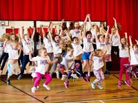 Street Dance class 4-7yrs - Boogie pumps Fleet