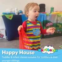 Happy House - Hartbeeps Frogmore