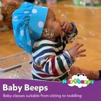 Baby Beeps - Hartbeeps Frogmore