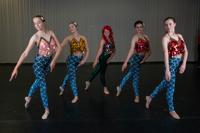 YEM Theatre School Junior Contemporary Dance Class - Farnborough