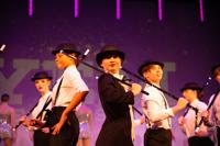 YEM Theatre School -  Senior Tap class - Fleet