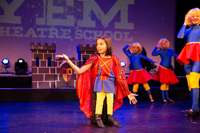YEM Theatre School Musical Theatre Workshop - ks2 Fleet