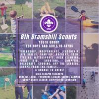 Scouts 8th Bramshill - Frogmore