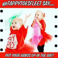 Tappy Toes Teenys - Fleet