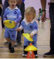S4K Tots - Toddler Football Classes with Sport4Kids Basingstoke