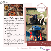 The Children's Fire - Bisley