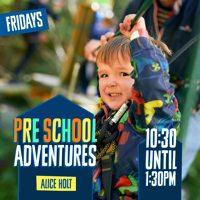 Pre school GO APE adventures