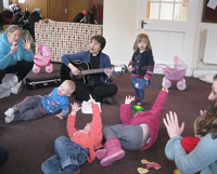Free - Toddler Plus in Tongham