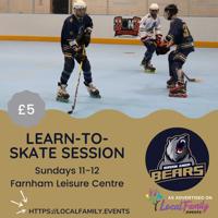 Learn To Skate Farnham