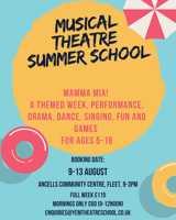 Musical Theatre Summer school - Fleet
