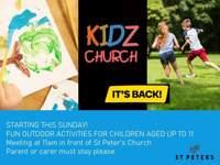Childrens Church- Yateley