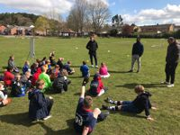 Park to Pro Holiday courses 7-12yrs - Ascot