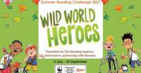 Free Summer reading challenge - Hampshire Library