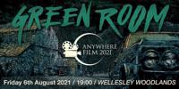 Wellesley Open Air Cinema - Green Room 18 - Aldershot