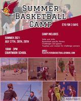 Summer Basketball Camp for 8-16yrs - Fleet