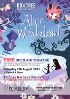 Free - Alice in Wonderland Open air Theatre