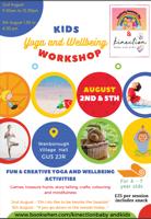 Kids Yoga and Wellbeing Workshop