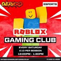Kids Roblox Gaming Weekend Clubs - Camberley