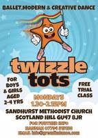 Twizzle Tots Gremlin Dance - Sandhurst