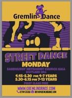 Infant Street Dance Gremlin Dance - Sandhurst