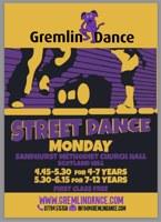 Junior Street Dance Gremlin Dance - Sandhurst