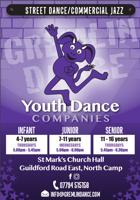 Rushmoor Infant Dance Company (RIDC) - Farnborough