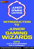 Junior Gaming Wizards - Video Editing - Camberley
