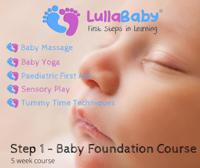LullaBaby Step 1 Baby Foundation Course
